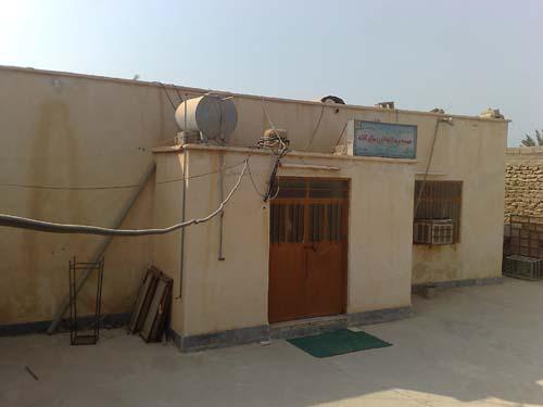 حسینیه سیدالشهداء روستای کلات