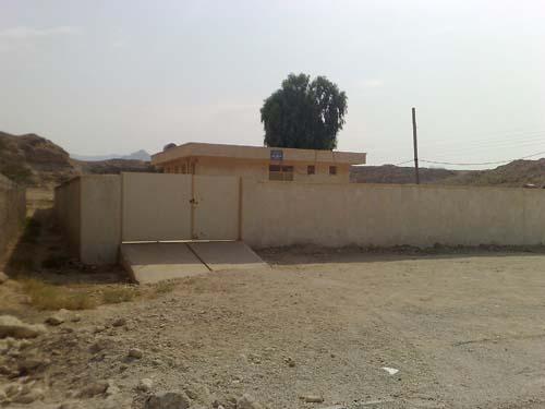خانه بهداشت روستای کلات