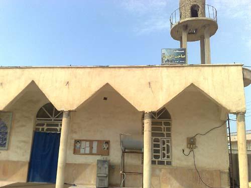 مسجد صاحب الزمان (عج) روستای کلات