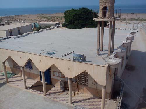 مسجد صاحب الزمان (عج)روستای کلات